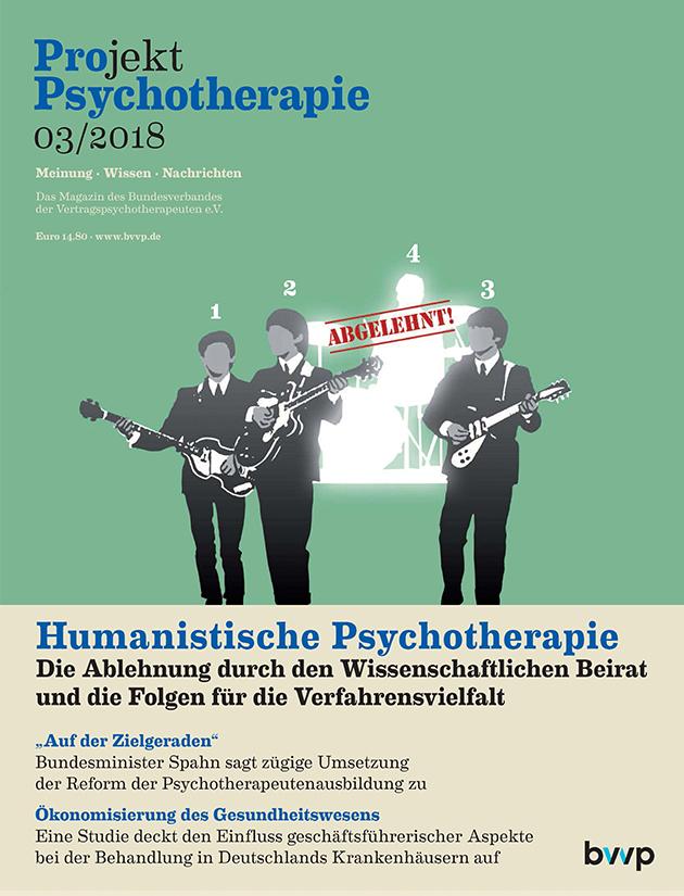 Projekt Psychotherapie 03/2018