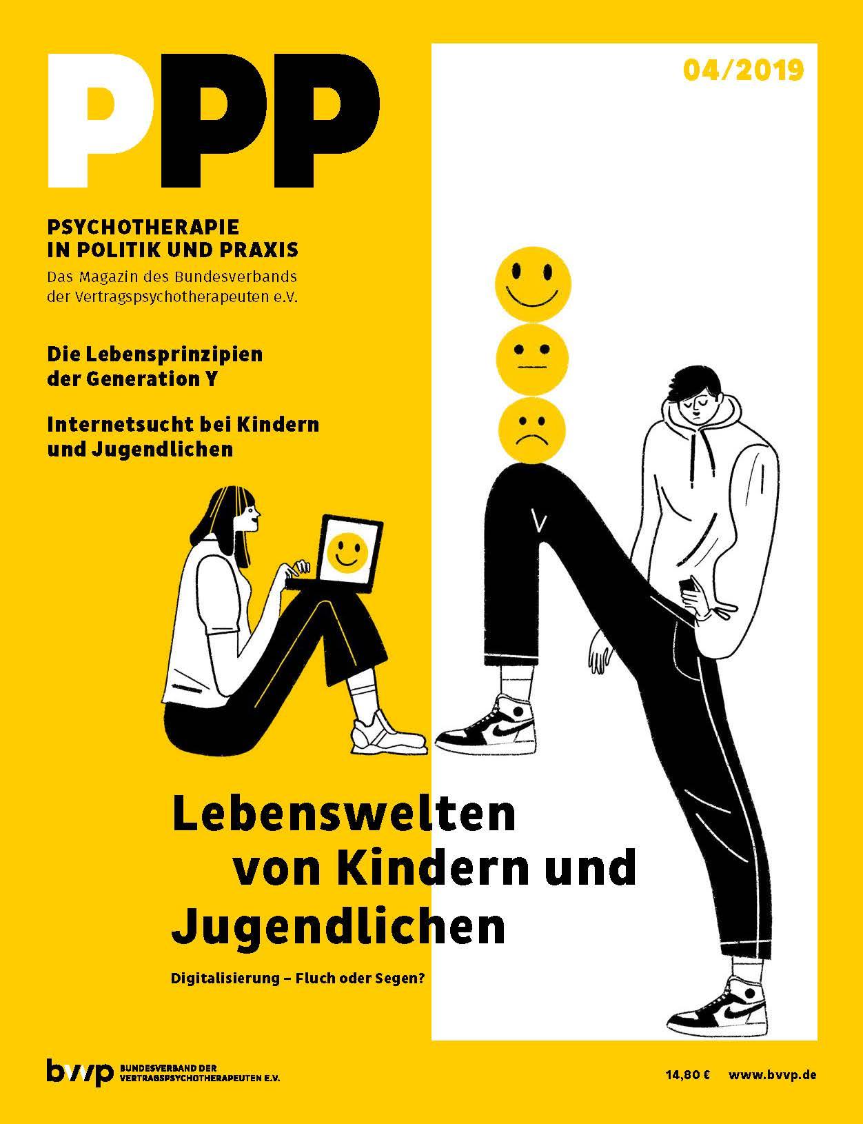 Psychotherapie in Politik und Praxis 04/2019