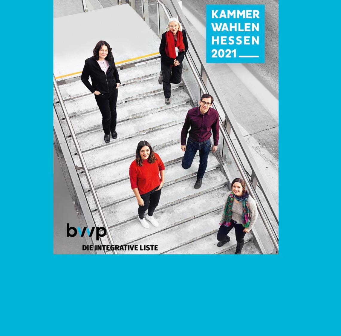 bvvp Kammerwahlen 2021
